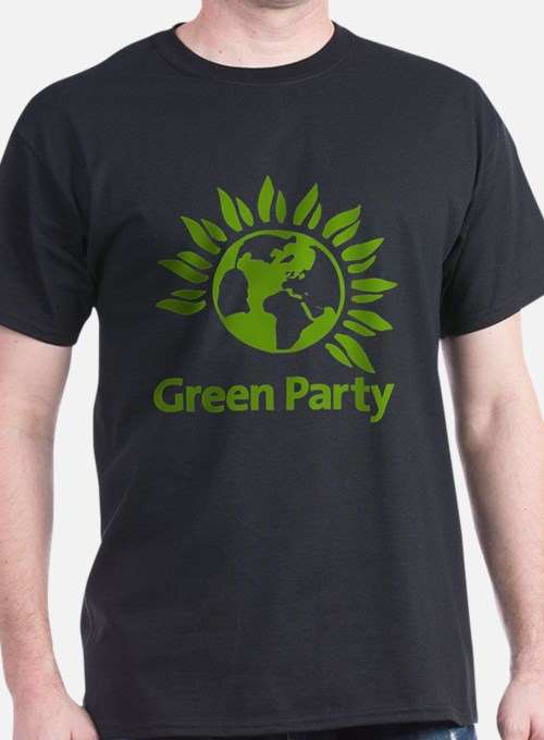 The Green Party T-Shirt