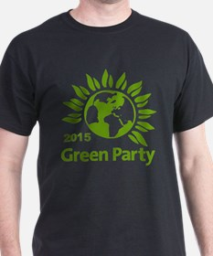 Green Party 2015 T-Shirt