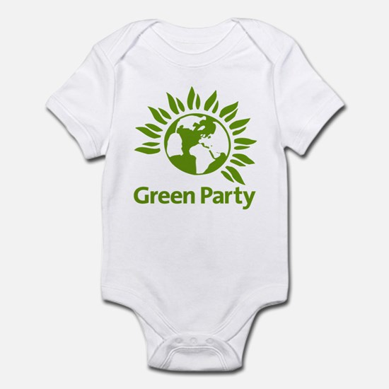 The Green Party Infant Bodysuit