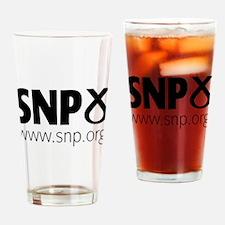SNP Drinking Glass
