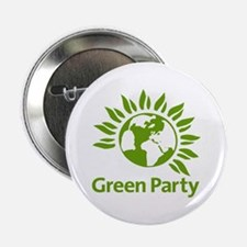 """The Green Party 2.25"""" Button"""