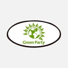 The Green Party Patches