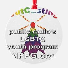 Funny Public radio Ornament