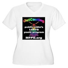 Unique Public radio T-Shirt