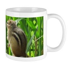 Two Chipmunks Mugs