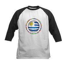 Uruguay soccer futbol Baseball Jersey