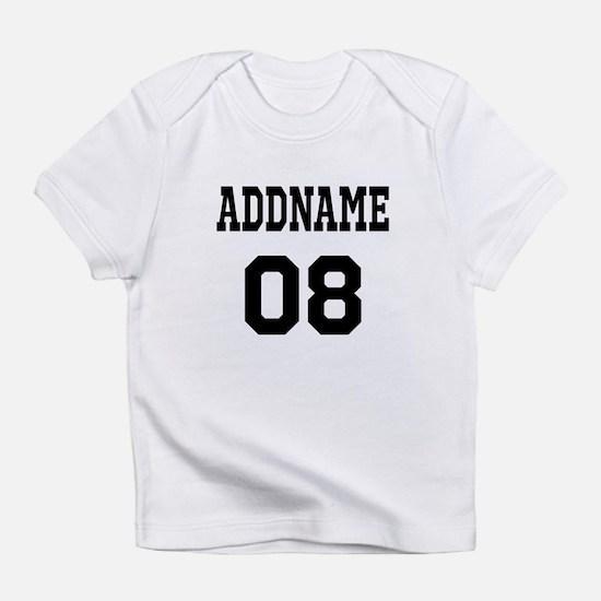 Custom Sports Theme Infant T-Shirt