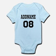 Custom Sports Theme Infant Bodysuit