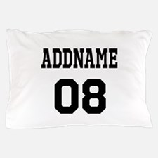 Custom Sports Theme Pillow Case