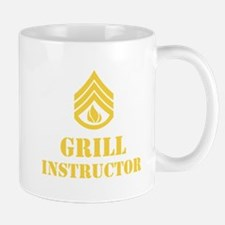 Grill Instructor Mugs