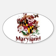 Maryland Decal