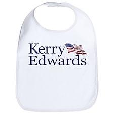 Kerry - Edwards 2004 Logo Bib