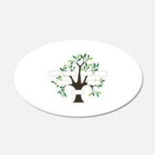 Family Trees Wall Decal
