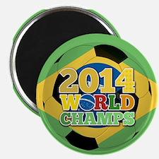 World Trophy Brasil FULL Magnets