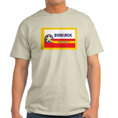 Bismarck Flag Light T-Shirt
