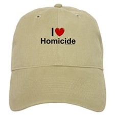 Homicide Baseball Cap