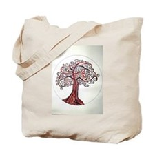 Etz Esh (Tree of Fire) Tote Bag
