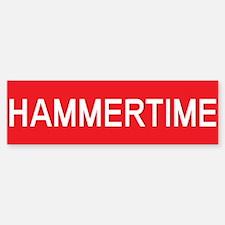 Stop Hammertime Bumper Bumper Bumper Sticker