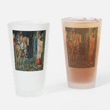 The Failure of Sir Gawaine Drinking Glass