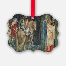 The Failure of Sir Gawaine Ornament