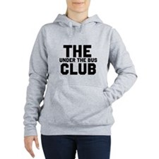 Under The Bus Women's Hooded Sweatshirt