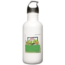 Grey's Cows Anatomy Water Bottle