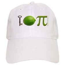 Key Lime Pi Baseball Cap