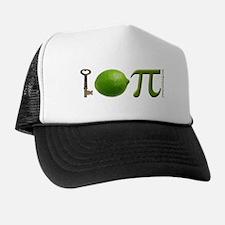 Key Lime Pi Trucker Hat