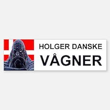 Holger Danske Vågner Bumper Bumper Bumper Sticker