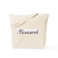 Vintage Bismarck Tote Bag