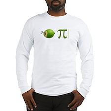 Key Lime Pi 2 Long Sleeve T-Shirt