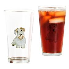 Sealyham T (#1L) Drinking Glass