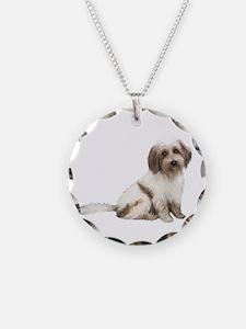 Tibetan Terrier (C) Necklace