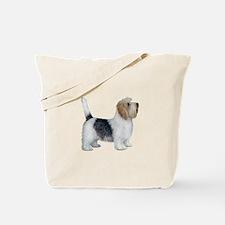 Petit Bassett (stand) Tote Bag