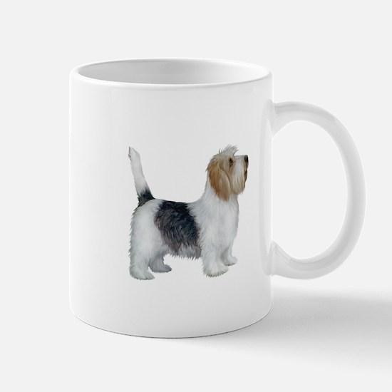 Petit Bassett (stand) Mug