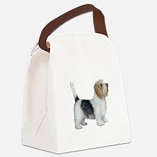 Petit Bassett (stand) Canvas Lunch Bag