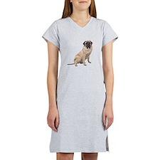 Bull Mastiff (A) Women's Nightshirt