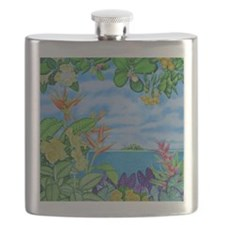 Solitarty Paradise Flask