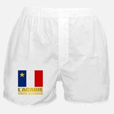 Acadian Flag Boxer Shorts