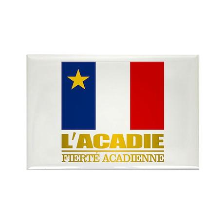 Acadian Flag Magnets