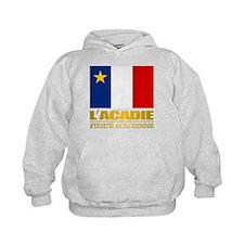 Acadian Flag Hoodie