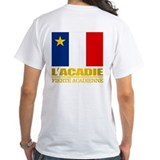 Acadian flag Tops