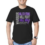 Hodgkins lymphoma Fitted Dark T-Shirts