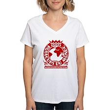 Rouleurs Du Monde Red T-Shirt