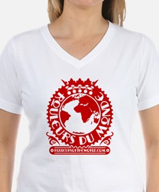 Rouleurs Du Monde Red T-Shirt