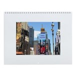Ny State Of Mind Wall Calendar