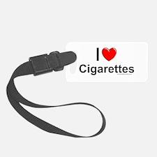 Cigarettes Luggage Tag