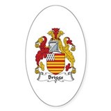 Briggs coat of arms Single