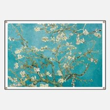 van gogh almond blossoms Banner