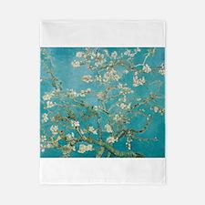 van gogh almond blossoms Twin Duvet